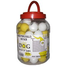 Beer Pong Balls (Set of 60)