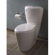Enso Dual Flush Complete Elongated 2 Piece Toilet