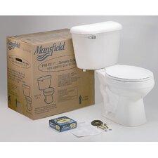 Pro-Fit 1 Front Complete Round 2 Piece Toilet