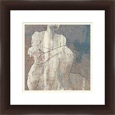 Feminine Elegance II Framed Painting Print