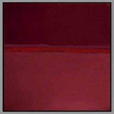 Crimson II Framed Graphic Art