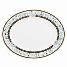 Palatial Garden Oval Platter