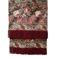 Royal Floral Tapestray Throw