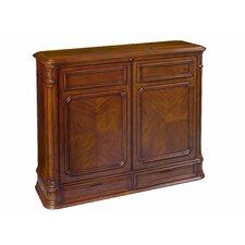 Crystal Pointe Swivel Lift TV Cabinet