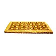 Woven Cross Board Doormat