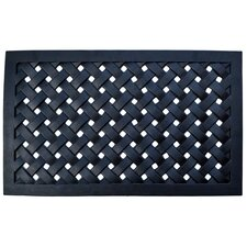 Molded Braided Doormat