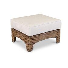 Santa Cruz Ottoman with Self Welt Cushion