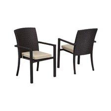 Solana Dining Arm Chair with Cushion