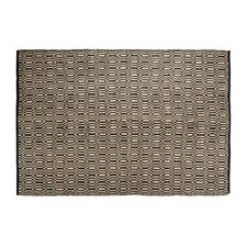 SunnyVale Black Area Rug