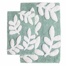 Monte Carlo 2 Piece Bath Rug Set