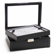 Deluxe Cufflinks Box