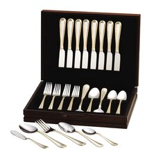 45 Piece Newcastle Flatware Set