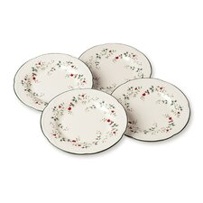 Winterberry Salad Plate (Set of 4)