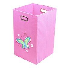 Butterfly Folding Laundry Bin