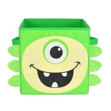Monster Folding Toy Storage Bin