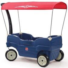 Canopy Cruise Wagon Ride-On