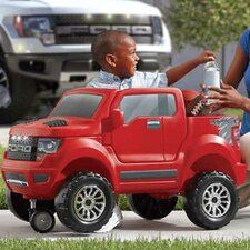 2-in-1 Ford F-150 SVT Raptor Push/Scoot Cars