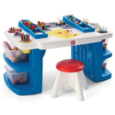 Build and Store Block and Activity Table