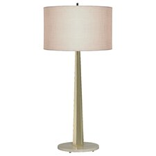 """Citrine 35"""" H Table Lamp with Drum Shade"""