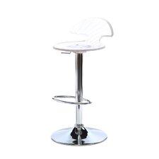 Spyra Adjustable Height Swivel Bar Stool