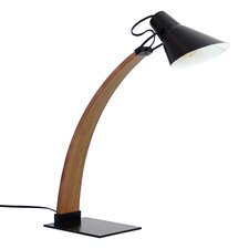 "Noah 22.25"" H Table Lamp with Cone Shade"