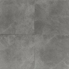 "Concrete Connection 6.5"" x 6.5"" Porcelain Field Tile in Steel Structure"
