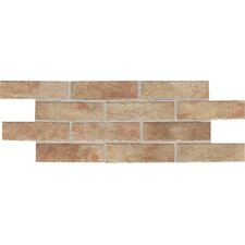 Union Square 2'' x 8'' Quarry Mosaic Tile in Terrace Beige