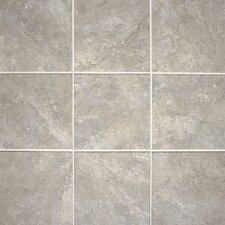 Del Monoco 6.5'' x 6.5'' Porcelain Field Tile in Leona Grigio