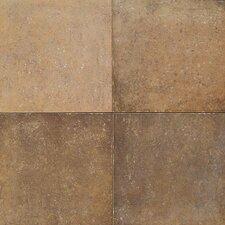 Terra Antica 12'' x 12'' Porcelain Field Tile in Oro