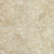 Heathland 18'' x 18'' Ceramic Field Tile in White Rock