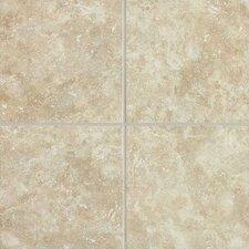 Heathland 6'' x 6'' Ceramic Field Tile in White Rock
