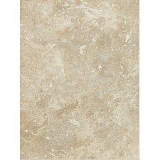 Heathland 9'' x 12'' Ceramic Field Tile in White Rock