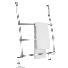 Classico Over the Door Towel Rack