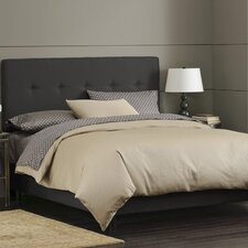 Tufted Premier Button Upholstered Panel Bed