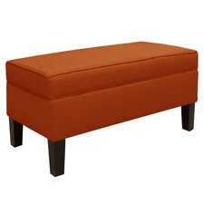 Patriot Upholstered Storage Bench