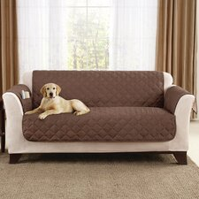 Pet Pinsonic Loveseat Slipcover