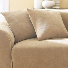 """Stretch Pique 18"""" Pillow (Set of 2)"""