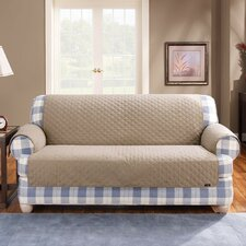 Cotton Duck Furniture Friend Sofa Cover in Linen
