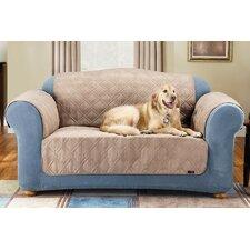 Soft Suede Furniture Friend Loveseat Cover