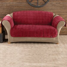 Deluxe Comfort Loveseat Cover