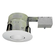 "IC Airtight Shallow Remodel 6"" Recessed Housing"