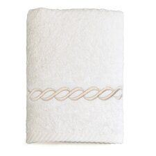 Cadena Embroidered Soft Twist Wash Cloth