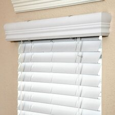 FauxWood Impressions Energy Efficient Venetian Blind
