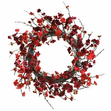 Plum Blossom Wreath