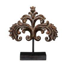 Strauss Finial Sculpture