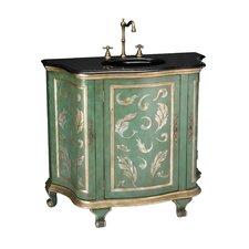 """Aquarelle 42"""" Single Bathroom Vanity Set"""
