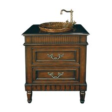 "Yarmouth 28"" Single Bathroom Vanity Set"
