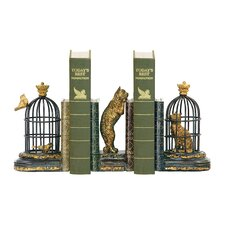 Trading Places Book End (Set of 3)