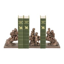 Secret Tree Book End (Set of 3)