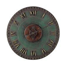 "Oversized 24"" Roman Numeral Wall Clock"
